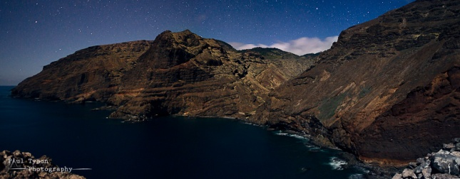 Egg Island View Under Moonlight-Edit