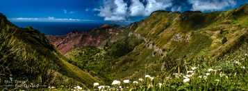 Sandy Bay from High Peak