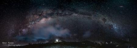 Half Tree Hollow Milky Way