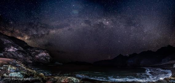 Sandy Bay Milky Way