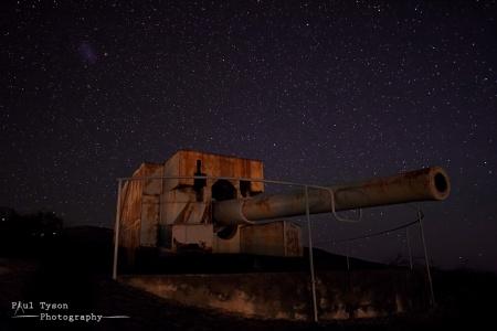 WWII Canon Nightscape 1